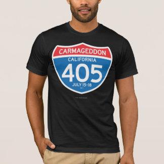 CARMAGEDDON 405 CAMISETA