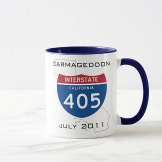 Carmageddon - julio de 2011 taza