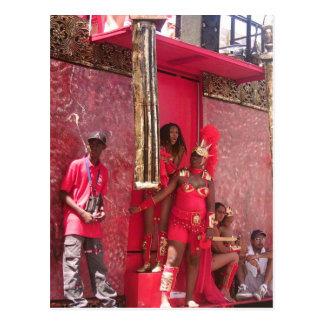 Carnaval 2006 de Trinidad Postal