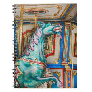 Carnaval - año del dragón cuaderno