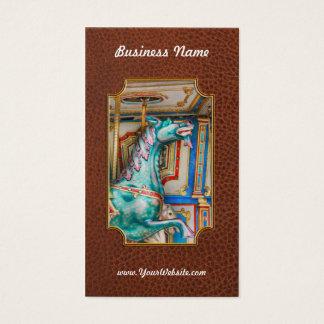 Carnaval - año del dragón tarjeta de visita