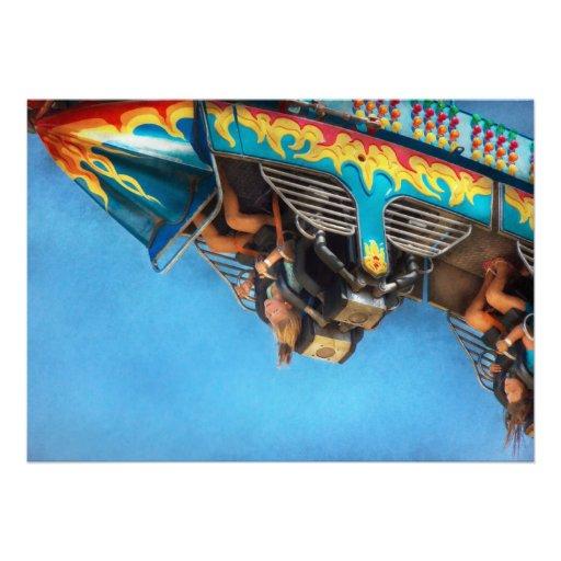 Carnaval - paseo - la emoción del carnaval invitaciones personales