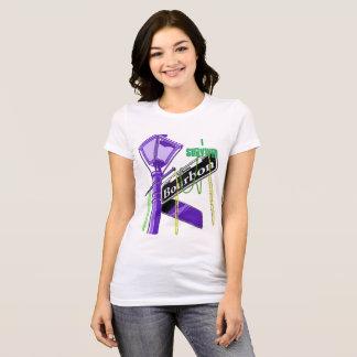 Carnaval - sobreviví la calle de Borbón Camiseta