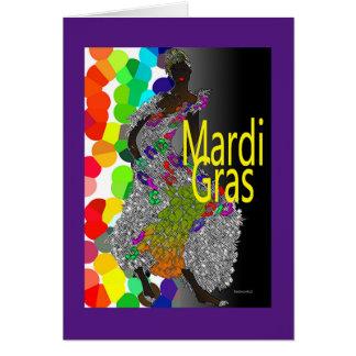 ¡Carnaval! Tarjeta De Felicitación