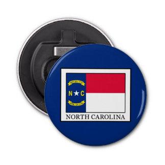 Carolina del Norte Abrebotellas Redondo