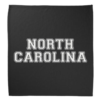 Carolina del Norte Bandana
