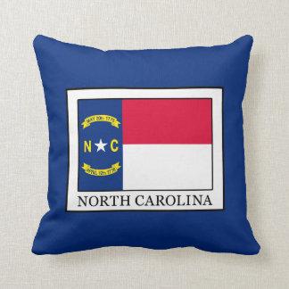 Carolina del Norte Cojín Decorativo
