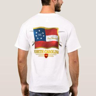 Carolina del Norte - Deo Vindice Camiseta