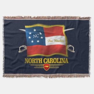 Carolina del Norte - Deo Vindice Manta