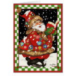 Caroling Santa Felicitaciones