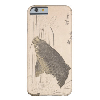 Carpa de Kurokawa Michita que intenta nadar encima Funda Barely There iPhone 6