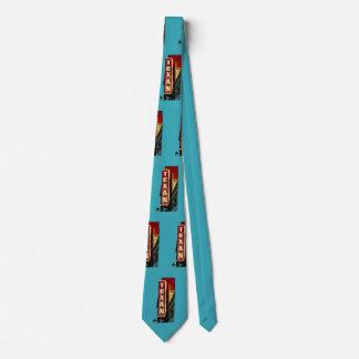 Carpa del Texan de la corbata