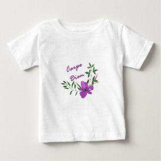 Carpe Diem Camiseta De Bebé