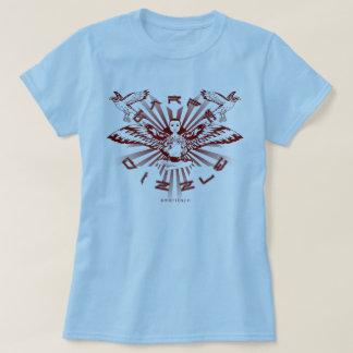 Carpe Dizzle Niki Camiseta