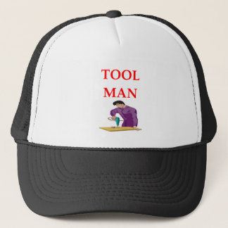carpentrer gorra de camionero