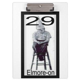 Carpeta De Pinza 29 Elmore-en el tablero
