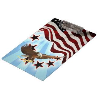 Carpeta De Pinza American Eagle