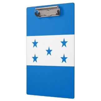 Carpeta De Pinza Bandera de Honduras