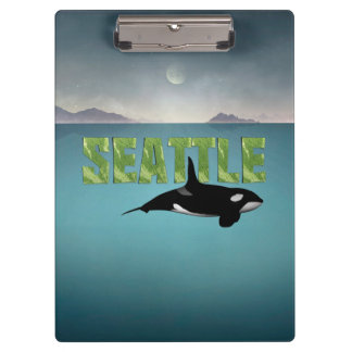 Carpeta De Pinza CAMISETA Seattle