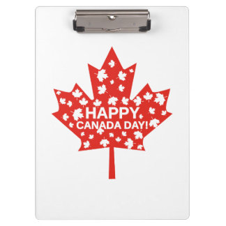 Carpeta De Pinza Celebración del día de Canadá