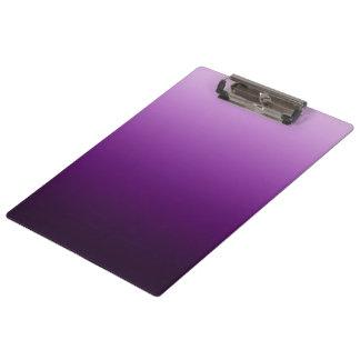 Carpeta De Pinza Cielo púrpura