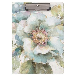 Carpeta De Pinza Color de rosa azul