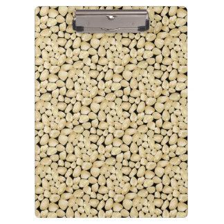 Carpeta De Pinza Cuarzo de oro