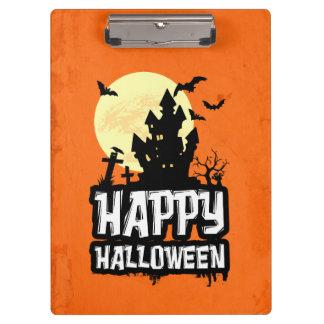 Carpeta De Pinza Feliz Halloween
