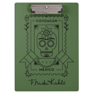 Carpeta De Pinza Frida Kahlo el   Coyoacán