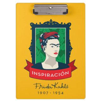 Carpeta De Pinza Frida Kahlo el   Inspiración