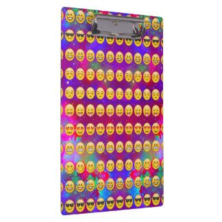 Carpeta De Pinza Galaxia Emojis