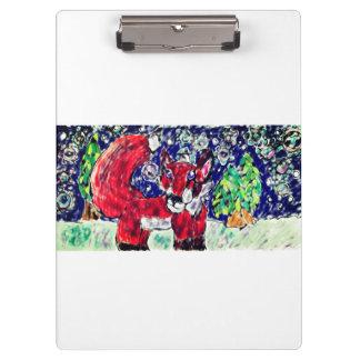 Carpeta De Pinza Invierno del Fox