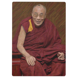 Carpeta De Pinza Meditación budista Yog del Buddhism de Dalai Lama