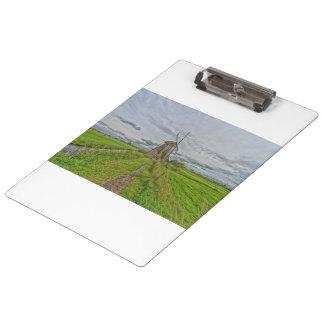 Carpeta De Pinza molinoes de viento del sitio del patrimonio