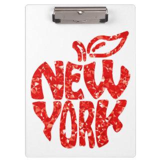 CARPETA DE PINZA NUEVA YORK