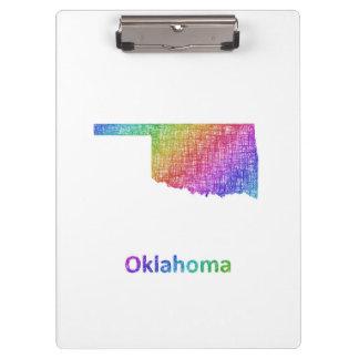 Carpeta De Pinza Oklahoma