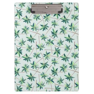 Carpeta De Pinza Palma australiana tropical de la cola de zorra