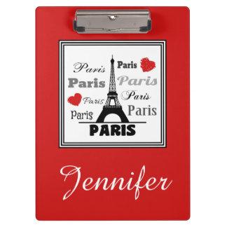 Carpeta De Pinza París