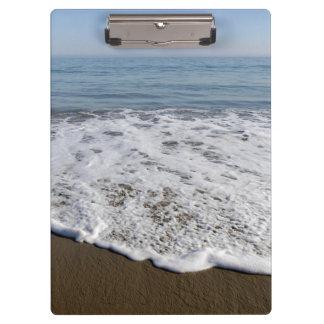 Carpeta De Pinza Playa/arena/ondas