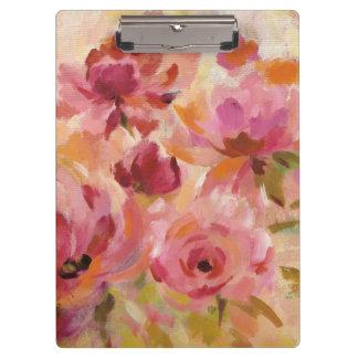 Carpeta De Pinza Ramo de rosas