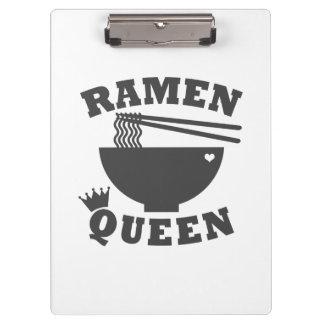 Carpeta De Pinza Reina de los Ramen