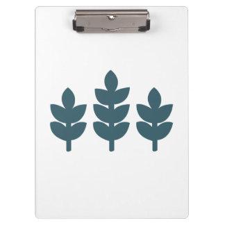 Carpeta De Pinza Tablero de 3 hojas