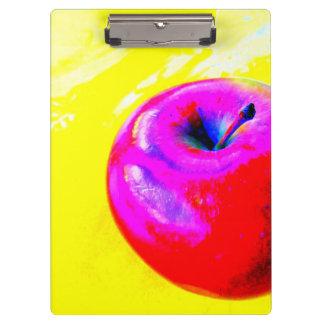 Carpeta De Pinza Tablero de Apple del arte pop