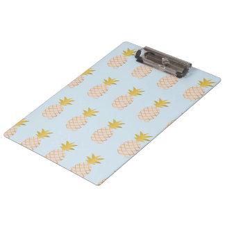 Carpeta De Pinza tablero de la piña