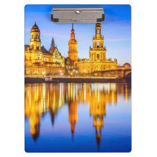 Carpeta De Pinza Tablero Dresden