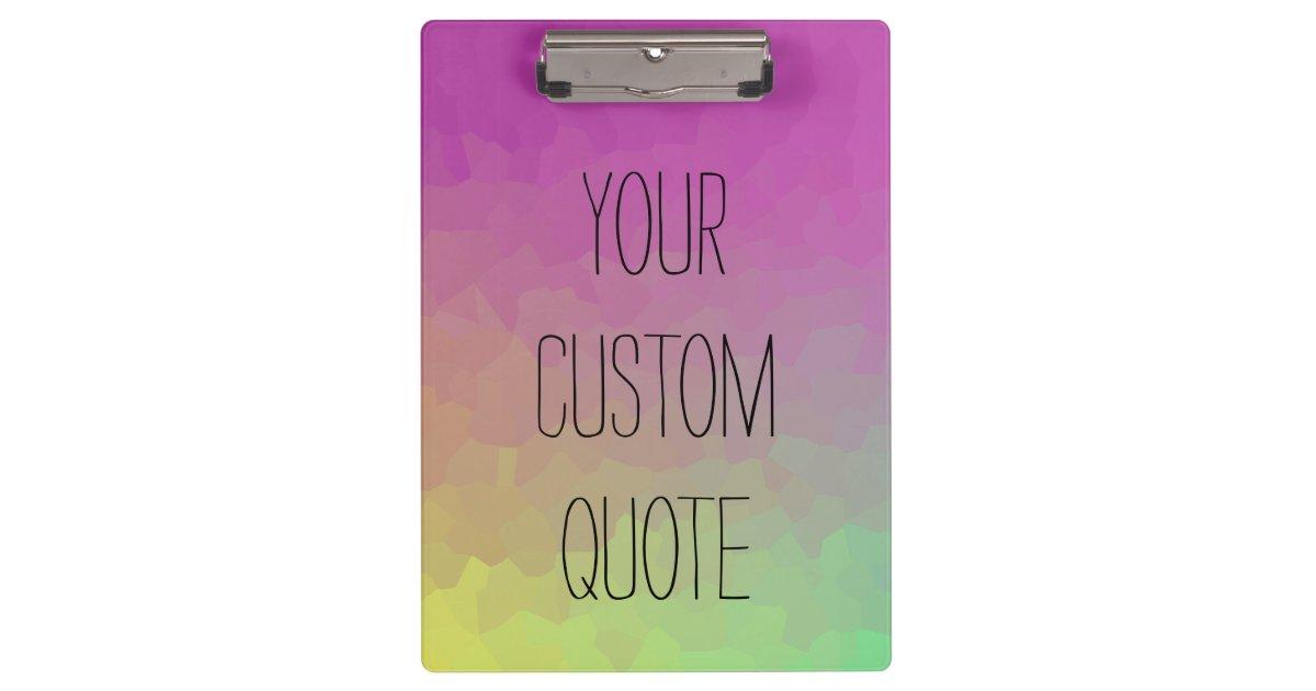Carpeta de pinza tablero personalizado del papel pintado for Papel pintado personalizado
