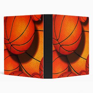 Carpeta del baloncesto carpeta 2,5 cm