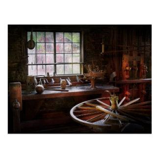 Carpintero - la tienda del wheelwright postal