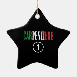 Carpinteros italianos: Uno de Carpentiere Numero Adornos De Navidad