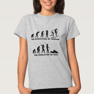 Carrera de obstáculos camisetas